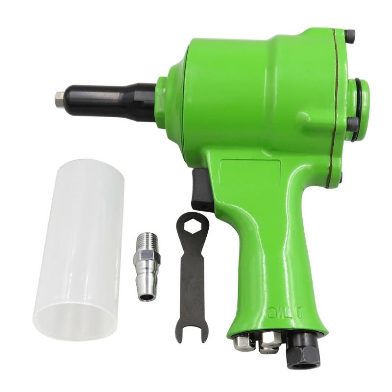 Pneumatic Air Hydraulic Rivet Gun Industrial Nail Riveting Tool Air Riveters Multi-use Rivet Nut Guns Dropshipping