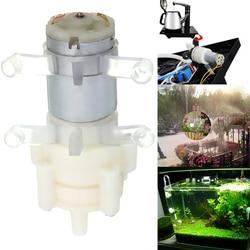 New Priming Diaphragm Mini Pump Spray Motor 12V Micro Pumps For Water Dispenser 90 mm x 40 mm x 35 mm Max Suction 2m