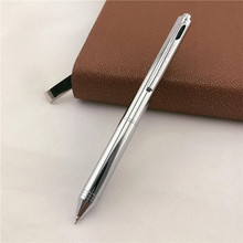 MONTE MOUNT luxury ballpoint pens for writing School Office supplies business gift 3 ink colors in 1 pen 023