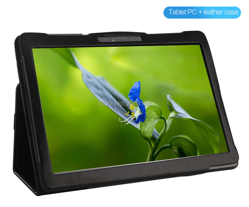 Siêu Cường Lực 2.5D Kính 4G FDD LTE 10 inch máy tính bảng Octa Core RAM 4GB 128GB ROM 1280x800 Màn Hình IPS WIFI Android 8.0 GPS