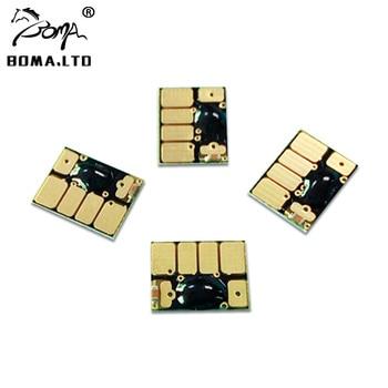 цена на BOAM.LTD ARC Auto Reset Chip For HP82 ink Cartridge Chip For HP 82 Designjet 510 510ps 510plus Printer inkjet