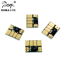 BOAM.LTD ARC Auto Reset Chip For HP82 ink Cartridge Chip For HP 82 Designjet 510 510ps 510plus Printer inkjet
