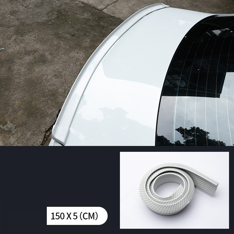 Car Styling Decorative Mouldings Wing Parts Upgraded Spoilers 06 07 08 09 10 11 12 13 14 15 16 17 18 FOR Hyundai Elantra in Spoilers Wings from Automobiles Motorcycles
