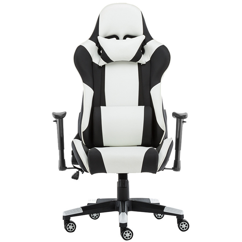 Minimalism Computer Chair E-cafe Competition Chair Bow Shaped Racing ChairMinimalism Computer Chair E-cafe Competition Chair Bow Shaped Racing Chair