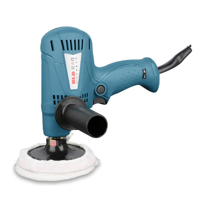 600W 4500RPM Polishing Machine Vertical Car Polisher Home Multifunctional Waxing Machine 6-level Speed Control Auxiliary Handle600W 4500RPM Polishing Machine Vertical Car Polisher Home Multifunctional Waxing Machine 6-level Speed Control Auxiliary Handle