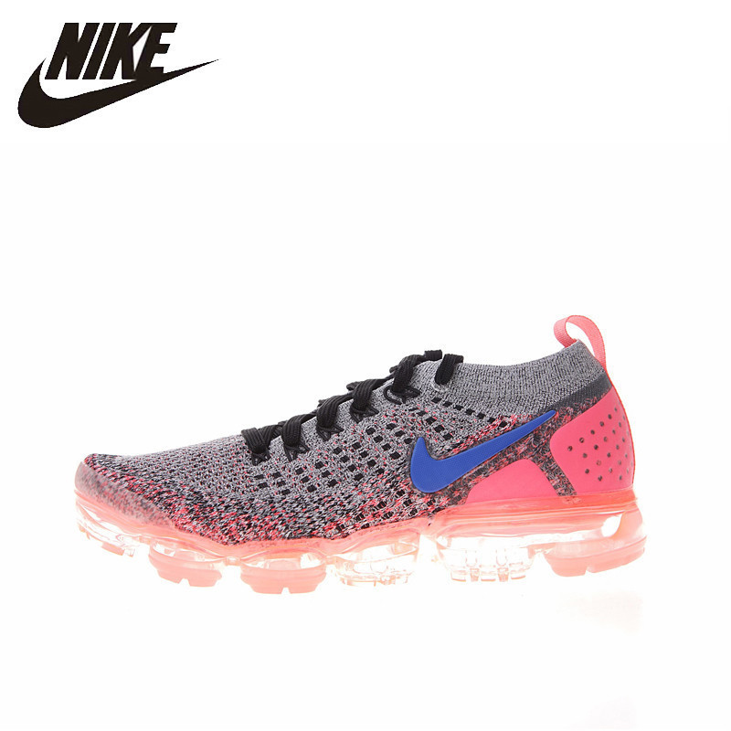 NIKE AIR VAPORMAX FLYKNIT 2 Original New Arrival Authentic Women's Running