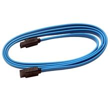 2 sztuk 1M SATA 3.0 III SATA3 SATAiii High Speed 6 GB/s kabel danych prosto do prosto HDD SSD SATA III przedłużacz