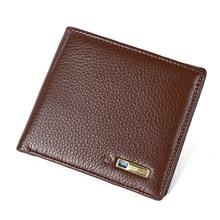 Multifunktionale Smart BT Leder Brieftasche Mit Anti-verloren GPS Finder Kamera Video Remote Funktion Für Männer