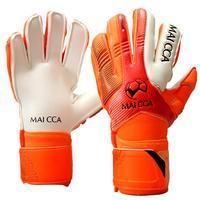 Профессионал LEuropean вратарь Прихватки для мангала с палец протектор для детей MK-848-2 Size5/6/7 футбол оборудования