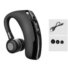 CATS V9 Wireless Voice Control Music Sports Bluetooth Handsfree Earphone Bluetooth Headset Headphones Noise Cancelling Headset