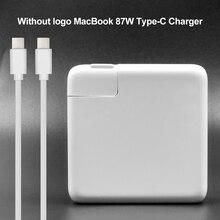 BINFUL 87 Вт USB-C адаптер питания зарядное устройство для Macbook 12 «13» 15 «дюймов с 1 м тип-c кабель для Lightning Apple Iphone X 8 7 6 Plus