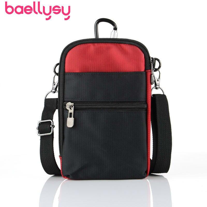 Men Shoulder Bag Small Waterproof Mens Handbag Nylon Mini Crossbody Bag Travel Small Bag For Mens Man Messenger Bags  Sac A Main