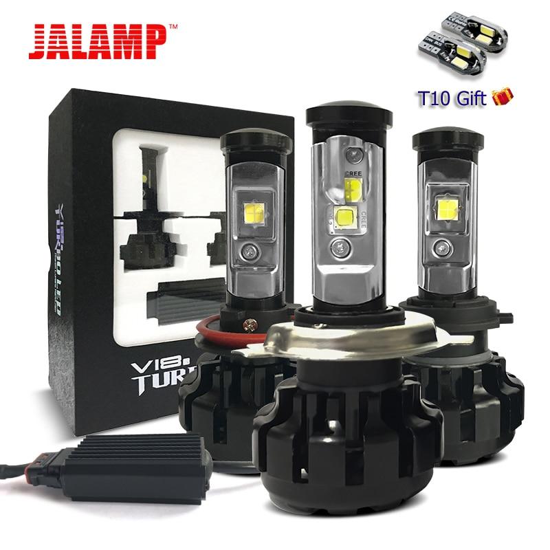 цена 2 PCS XHP50 H7 Led H8 10000LM/Set 12V 9005 HB3 H1 Car LED Headlight 6000K H7 H11 H9 9006 HB4 Led H4 Car Light Canbus Ready EMC