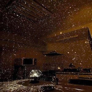 Image 1 - Proyector LED de Star Master Night Light, lámpara LED con proyector de estrellas, proyección del cielo y astros, luces led de noche Cosmos, regalo para chico, decoración para el hogar