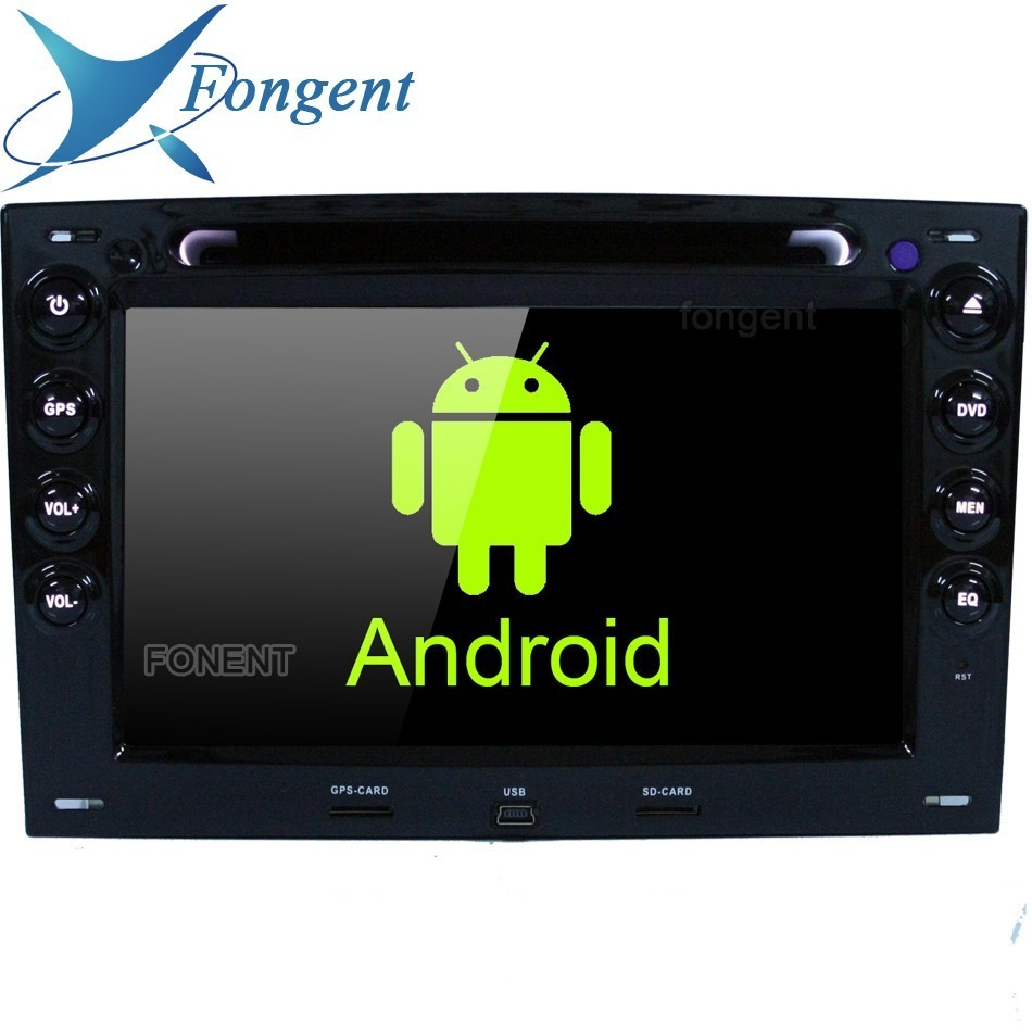IPS Android Unit Car DVD Multimedia Player for Renault Megane 2 ii 2003 2004 2005 2006