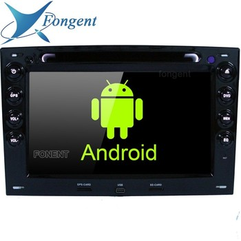 IPS Android Unit Car DVD Multimedia Player for Renault Megane 2 ii 2003 2004 2005 2006 2007 2008 2009 2010 GPS Radio Stereo DAB image