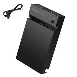 Eu Plug Usb 3,0 type-C до 2,5/3,5-дюймовый жесткий диск внешний бокс Жесткий диск для ноутбука Shell
