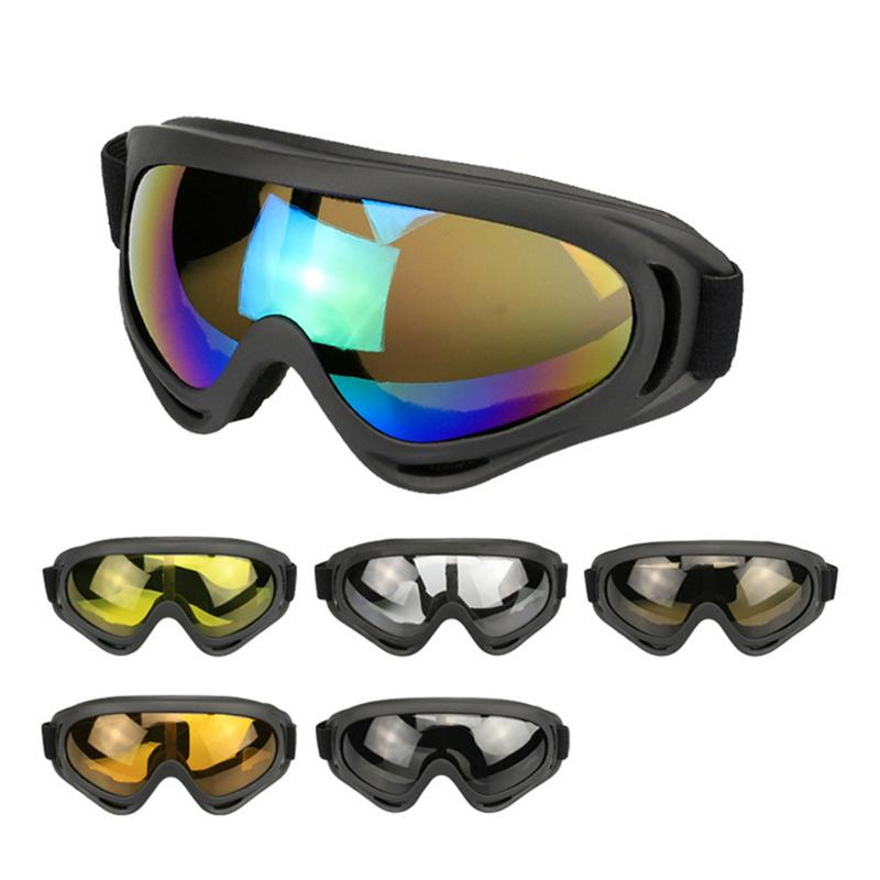 Outdoor Ski Goggles Skating Sports Windproof And Dustproof Riding Glasses Outdoor Ski Accessories