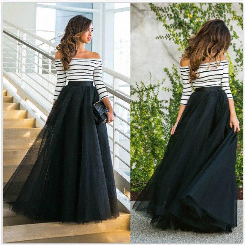 Black Wedding Gowns For Sale: Backlakegirls Vintage Boat Neck Black Evening Dress Long