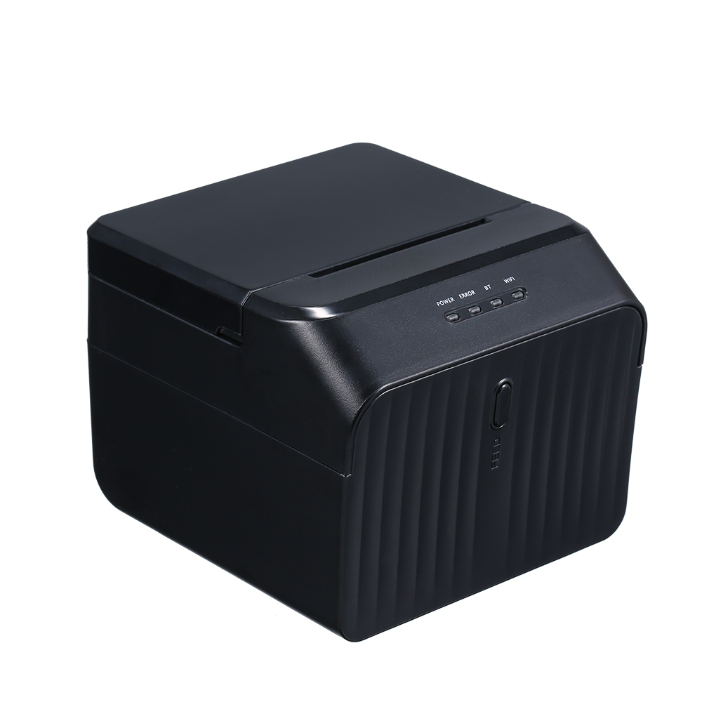 BT Label Printer USB High Quality Thermal Receipt Printers Qr Code Barcode Sticker Adhesive Label Printer