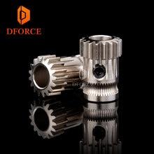 Dforce drivegear kit двойной привод передач экструдер комплект