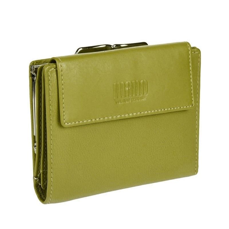 Purse Mano 20103 SETRU Lime кошельки бумажники и портмоне mano 20103 setru black