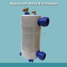 5,0 hp теплообменник морской воды для аквариума охладитель(NTTP.V050-B