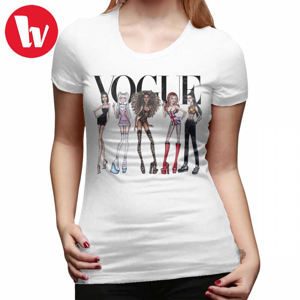 1bad2107d Spice Girls T-Shirt Spice Girls Vogue T Shirt Summer Printed Women tshirt  Funny XXL