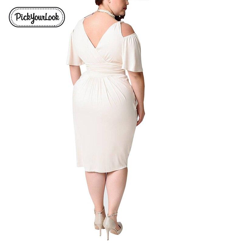 f353a88c8c1d758 2019 осеннее женское платье для дам с длинным рукавом в горошек винтажное  шифоновое платье-рубашка