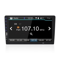 Car Radio touch screen Multimedia Video Player Mirror Link for auto radio car phones 2DIN 9'' car radio Bluetooth MP5