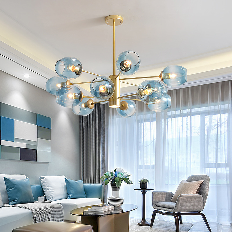 Modern Chandeliers For Living Room Bedroom Home Decoration