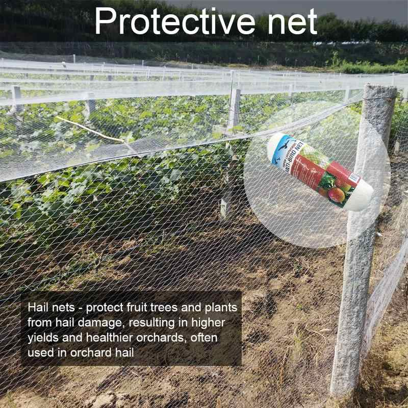 Detail Feedback Questions about Nylon Anti Hail Netting, Hail