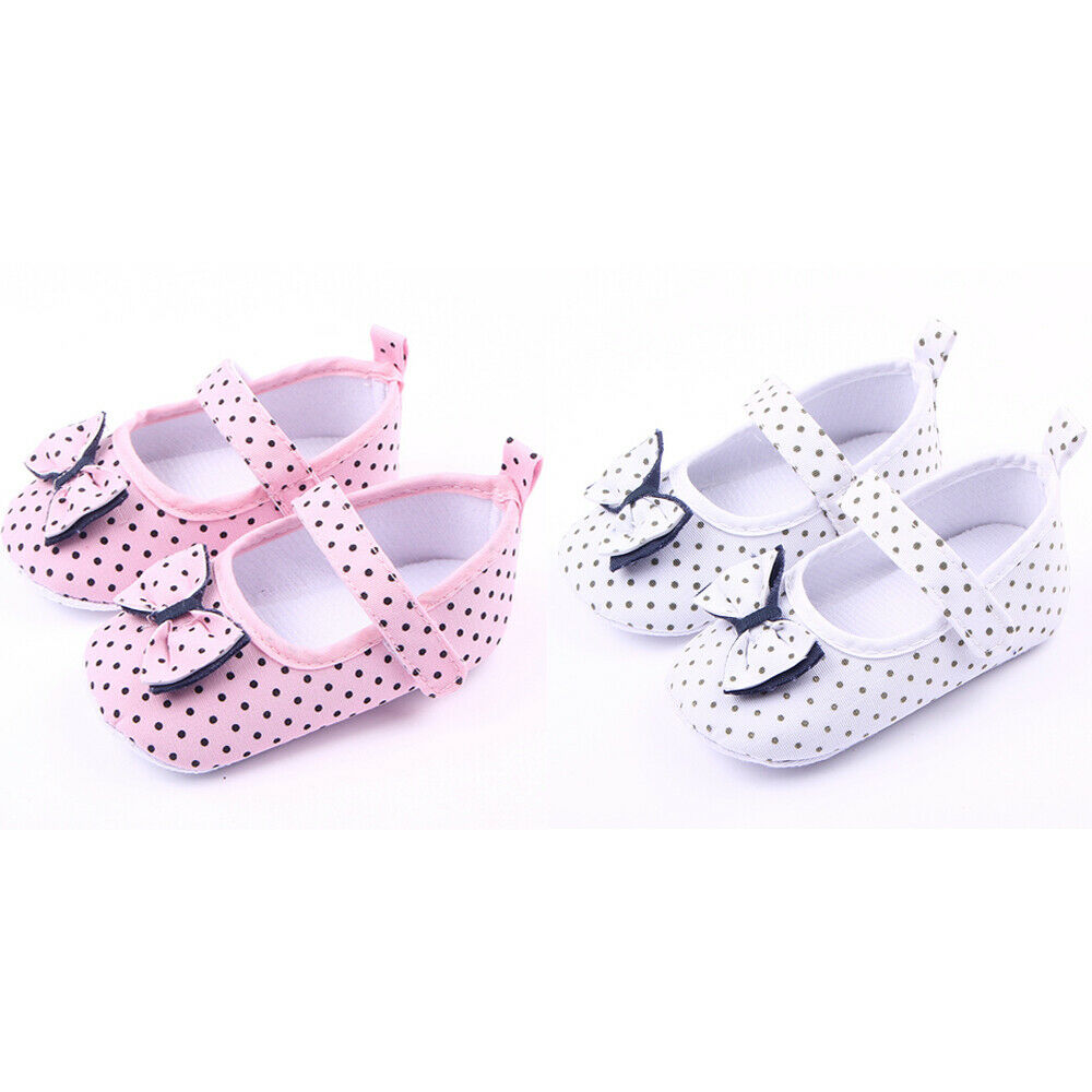 New Arrivals Toddler Boy Girl Shoes Anti-slip Sole Crib Shoe Sneaker Newborn For 3-12Months