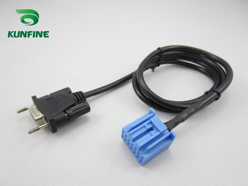 Автомобильный адаптер YATOUR AUX MP3 SD USB, музыкальный разъем для CD чейнджера, CDC для OPEL Vauxhall ANTARA Astra H J Radio - 5