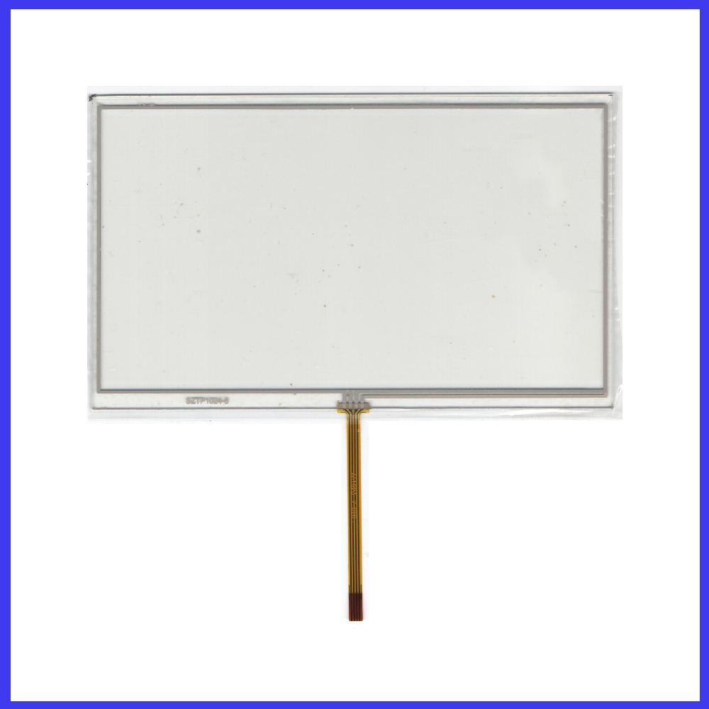 ZhiYuSun  For Sony XAV-65   4Wire Resistive TouchScreen Panel Digitizer  This Is Compatible For CAR DVD