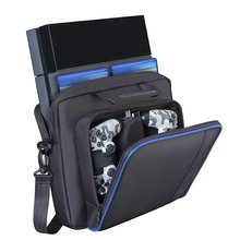 Get more info on the PS4 Accessories Play Station 4 Joystick Console Bag Carry Pouch Normal PS4 Game Console Storage Bag for PlayStation 4 Video Game