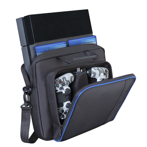 Image 1 - PS4 Accessories Play Station 4 Joystick Console Bag Carry Pouch Normal PS4 Game Console Storage Bag for PlayStation 4 Video Game