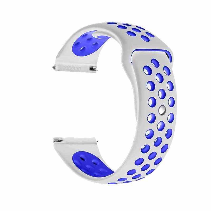 ساعة ذكية حزام لسامسونج والعتاد S3 S2 الرياضة الحدودي الكلاسيكية galaxy ووتش 42 46mm الفرقة huami amazfit بيب 22 20mm huawei GT 2