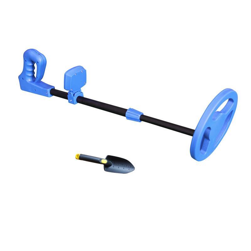 Gematigd Kids Metaaldetector Md-1011 Lichtgewicht Junior Metal 6.5 Inch Waterdichte Diepte Detector Met Grote Back-lit Lcd Display En Digestion Helping