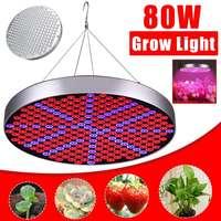 Smuxi 80W Growing Lamps 250 pcs LED Grow Light AC85 265V Full Spectrum Plant Lighting For Plants Flowers Seedling Cultivation