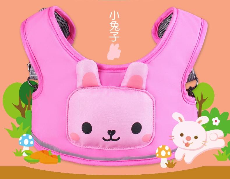 Kid keeper Baby Sikkerhed Harness Toddler Child Harnesses Reins rygsæk stropper kasse taske Anti-lost Walking Wings engros