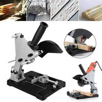 All Directions Angle Grinder Holder Electric Woodworking Tool Wood Milling Stand