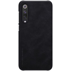 Image 3 - Para Xiaomi mi 9 SE casos wake up inteligente Nillkin Qin Série wallet Virar capa de Couro caso capa protetora para Xiaomi mi9 SE caso