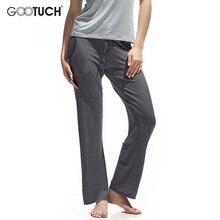 Women's Cotton Sleep Bottoms Lounge Pants Sleepwear Elastic