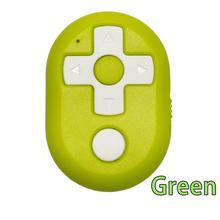 Draagbare Afstandsbediening Draadloze Bluetooth Self Timer Video Pagina Turn Sluiter Multifunctionele Lichtgewicht Mni Apparaat Voor Telefoons