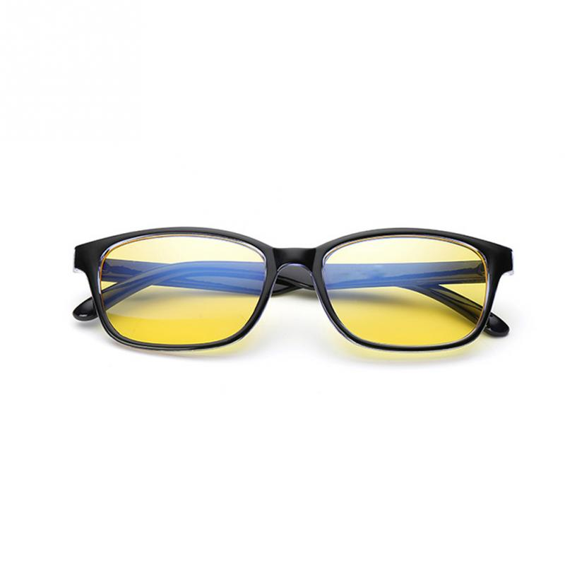 2018 Anti Blau Rays Computer Brille Lesebrille 100% Uv400 Strahlenresistente Gläser Computer Gaming Gläser #1124