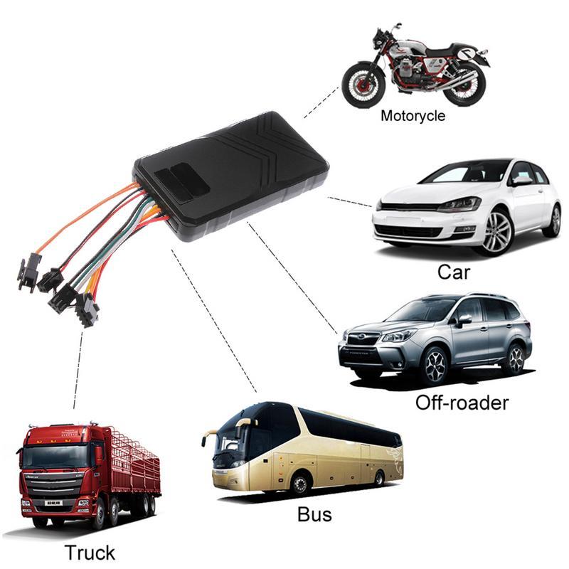 2G 3G universel GPS positionnement Tracker 9-80 V moto camion à distance huile et mise hors tension Anti-vol alarme démarrage illégal alarme
