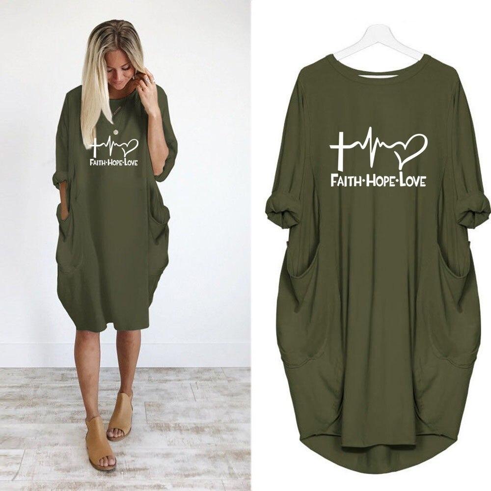 2019 nueva moda camisetas moda fe esperanza amor letras imprimir Tops camiseta divertida Kyliejenner Rock camiseta Mujer talla grande
