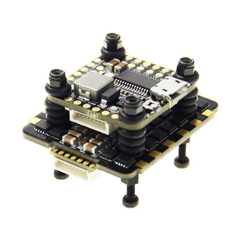 HGLRC FD445 Stack FD F4 Mini di Controllo di Volo Integated FD45A 4 In 1 Mini BLHeli_32 2-6 S Lipo 45A Brushless ESC 20x20mmHGLRC FD445 Stack FD F4 Mini di Controllo di Volo Integated FD45A 4 In 1 Mini BLHeli_32 2-6 S Lipo 45A Brushless ESC 20x20mm