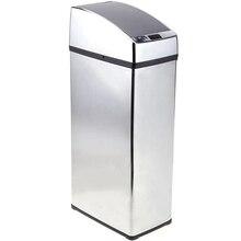 6L Stainless Steel Smart Sensor Trash Can Auto Wireless Induction Trash Bin Trash Basket Trash Can Dustbin Holder trash